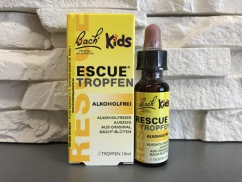 Bach Rescue Pro Děti