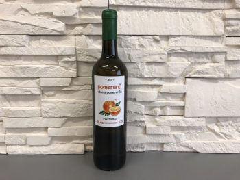 Pomerančové Víno