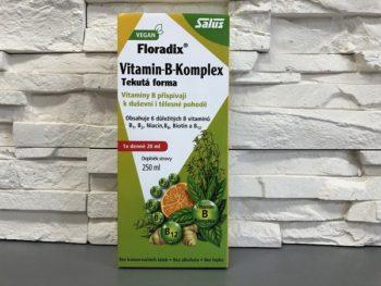 Floradix Vitamin-B-Komplex