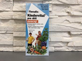 Floradix Kindervital Pro Děti