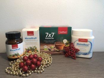Balíček Odkyselení, Výživy A Relaxace