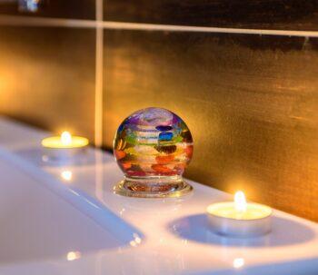 Relaxační Těžítko ViaHuman – Rainbow 60mm