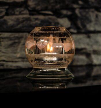 Relaxační Svícen ViaHuman – Rose 90mm